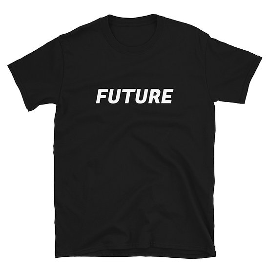 "PLAYERA/T-SHIRT ""Future"" by R3AL"