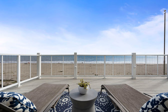 Beach House Staging