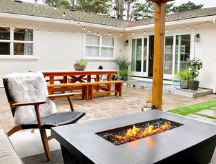 Outdoor Living Space Interior Design