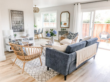Beach Style Staging and Design