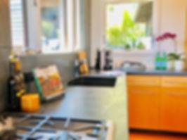 DIY Staging Client Kitchen