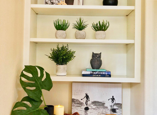Shelfies - 10 Tips to Styling Fab Bookshelves - Style like a pro!