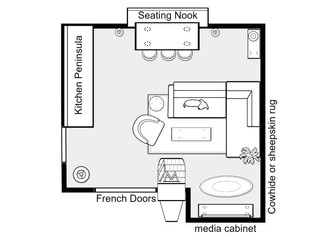 Furniture Layout Planning