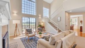 Interior Design, Color, Carpet and Staging