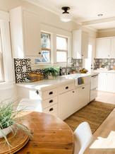 Budget friendly kitchen remodel Santa Cruz