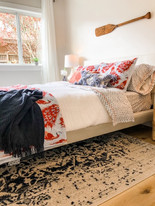 Coastal Style Vacant Staging and Pre-Sale Design