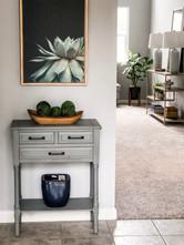 Home Staging Aptos Entryway