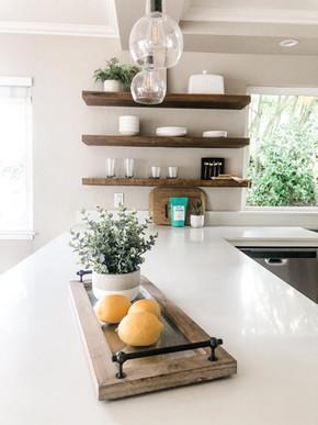 Kitchen Mini-Remodel Santa Cruz