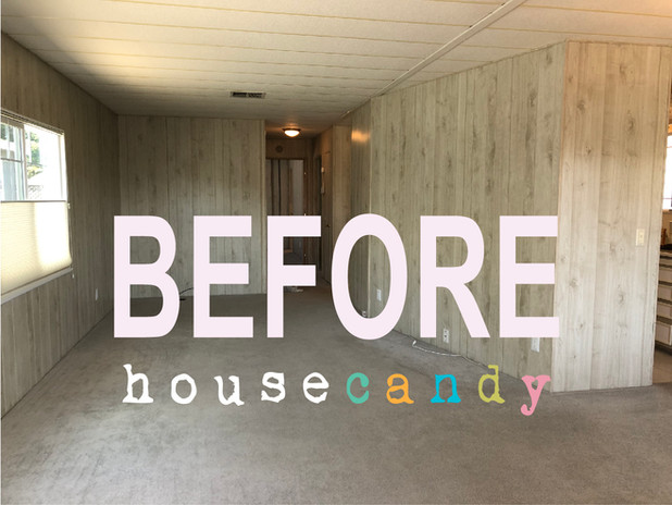 Before House Candy