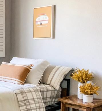 Vacant Staging Kids Bedroom