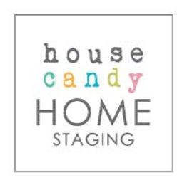 house candy home staging logo