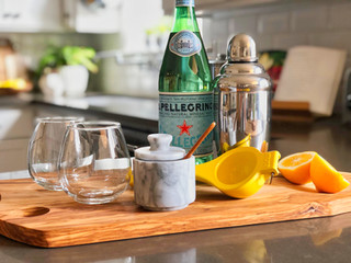 Kitchen Vignette Home Staging