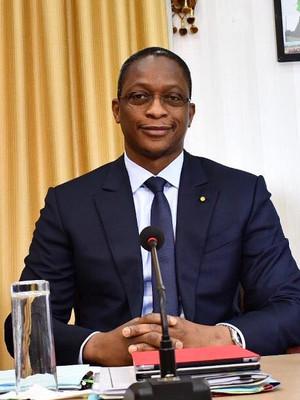 H.E. Arouna Modibo Touré
