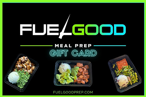 FuelGood 100$ Gift Card