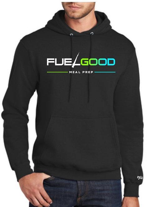 FuelGood Black Hoodie