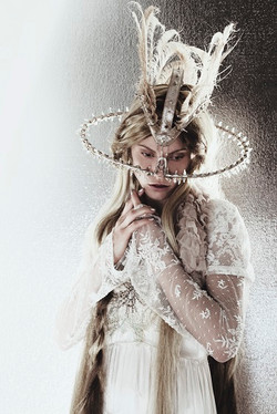 Custom Wedding Lace Cover