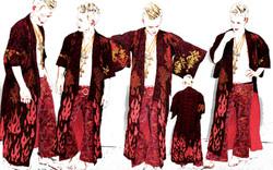 Custom Kimono