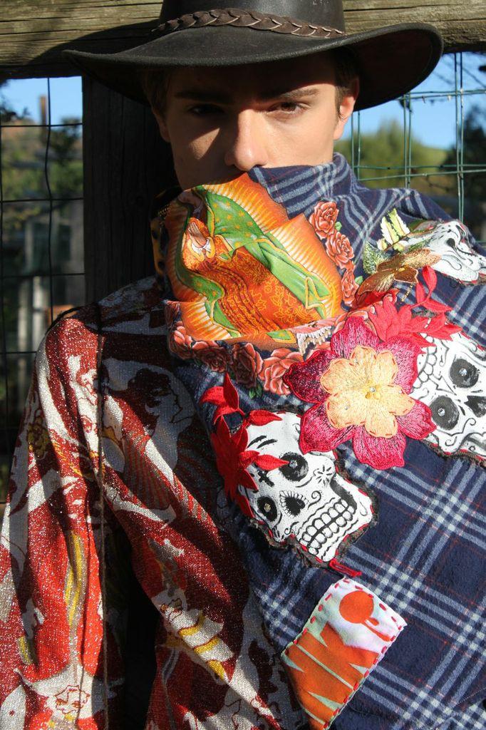 Embellished Flannel