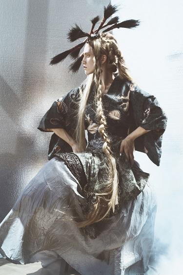 Custom Wedding Kimono
