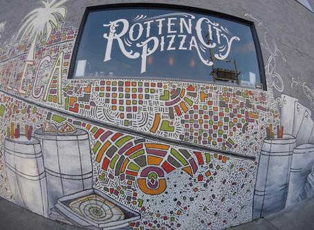 Rotten City Mural – Emeryville, CA