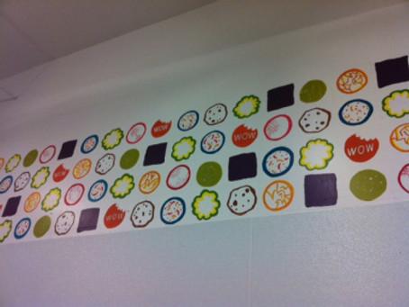 Cookie Factory Mural