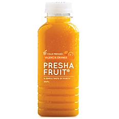 PRESHA - VALENCIA ORANGE JUICE