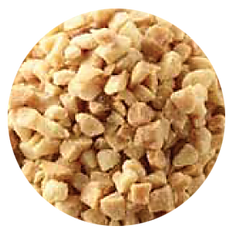 CRUSHED PEANUTS