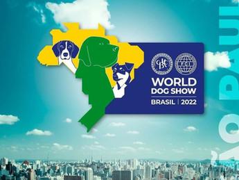 WORLD DOG SHOW - BRASIL /2022