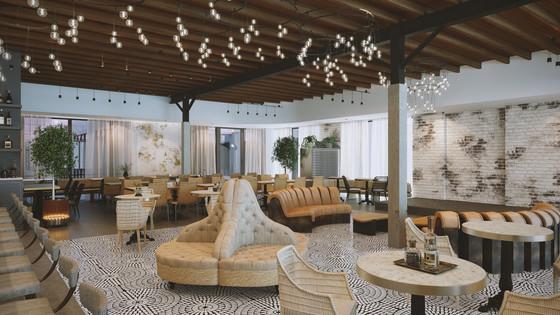 Alfonsina Romero - Designed Aura Cocina & Bar's Opens in East Williamsburg