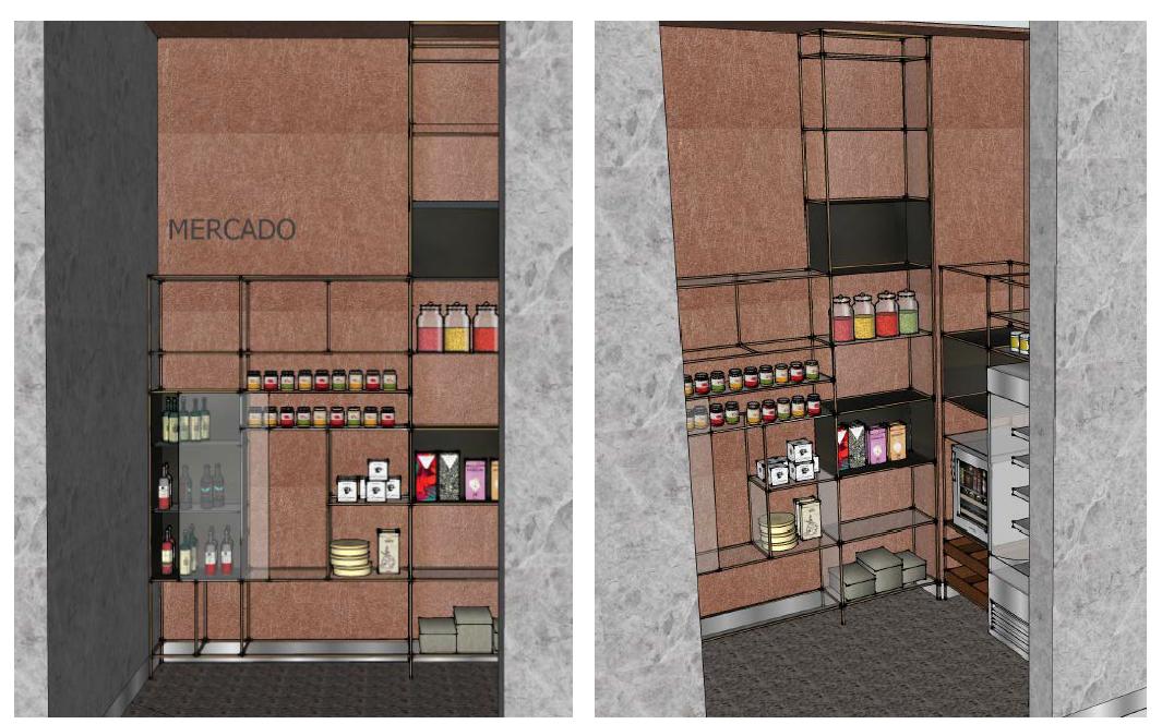 AC Hotel Market Concept