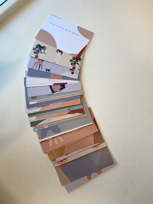 Style Selfology Affirmation Cards