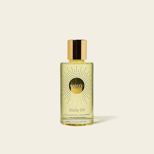 Hayo'u Body Oil 100 ml