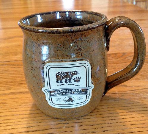 Drummond Island Bear Mug style #3