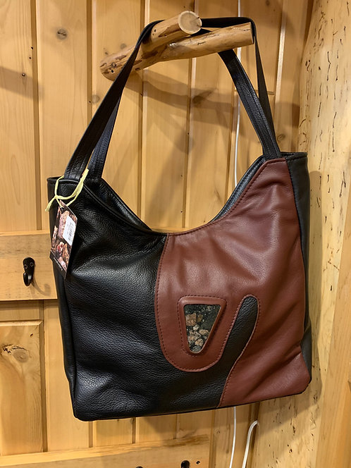 Handcrafted Leather Bags - Large Tote