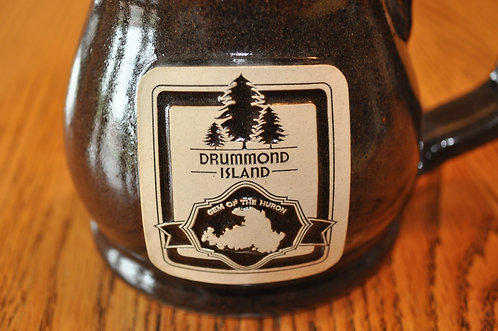Drummond Island Tree Design Mug style #1