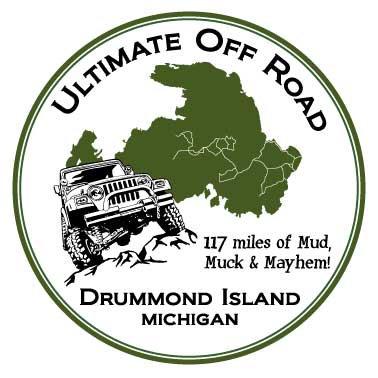 Round Off Road DI Sticker-801