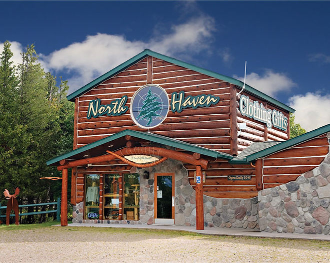 Drummond Island Shopping at North Haven Gifts