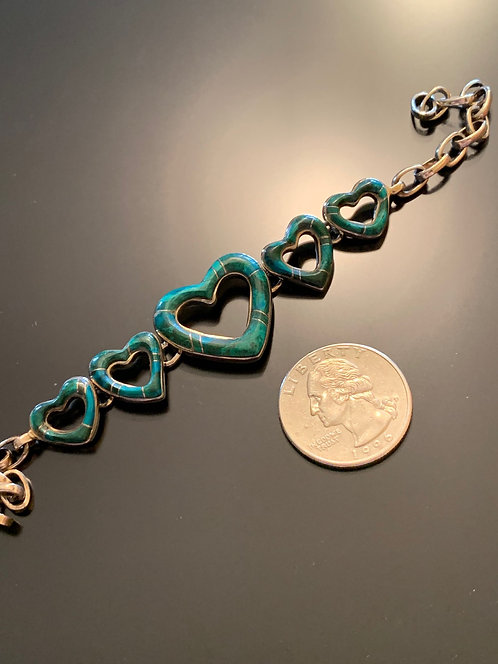Chrysocolla  Bracelet #2