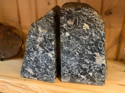 Drummond Beach Granite Bookends-