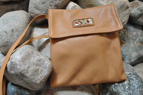 Handcrafted Leather Bags - style 11 harmony tan