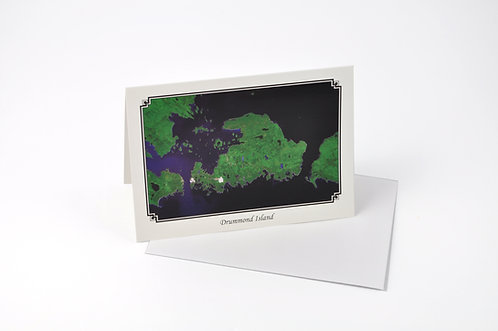 8-Drummond Island Notecards- 609