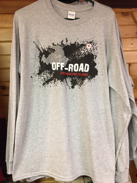 Long Sleeve Off-Road T-shirt