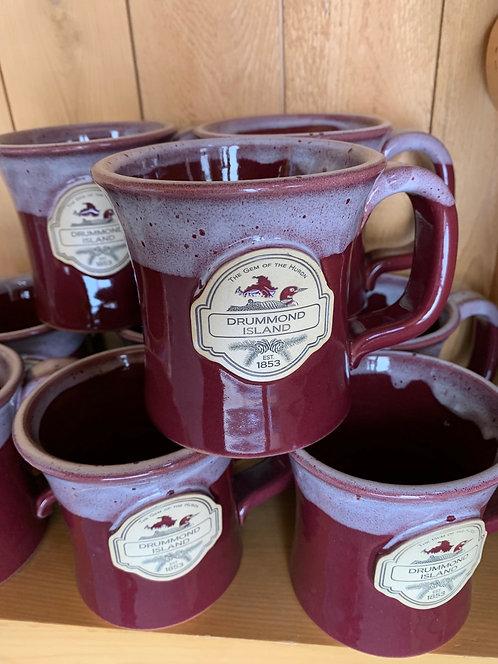 Drummond Island Loon Mug Style #9
