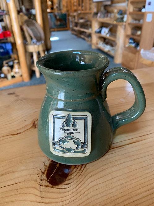 Drummond Island Tree Mug style #7