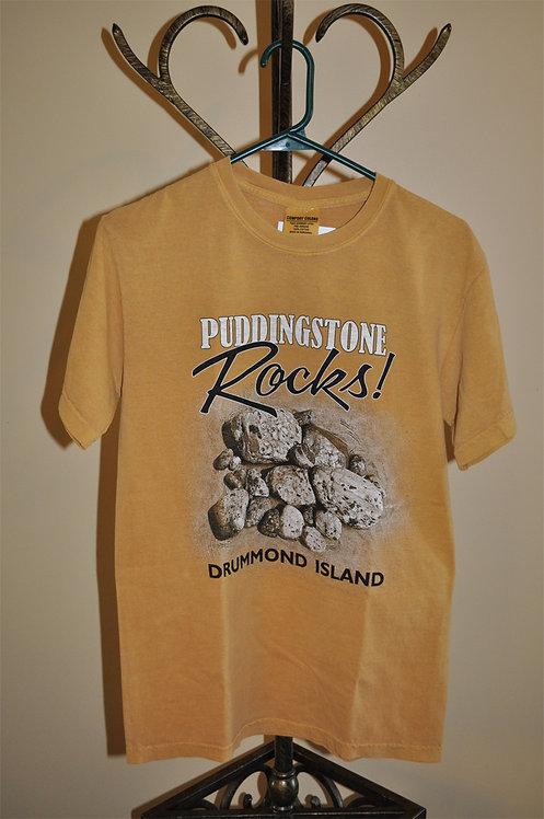 Puddingstone Rocks Tee-301