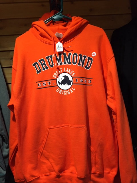 Drummond Island Hoodie-AB507