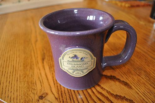 Drummond Island Large Loon Design Mug style #5