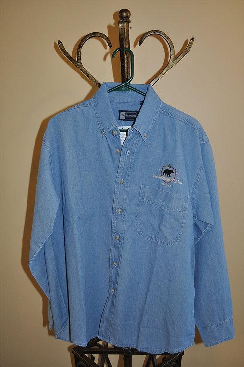 Denim Shirt -302