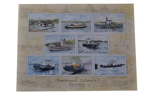 Sandra Ledy Ferry  Print-500