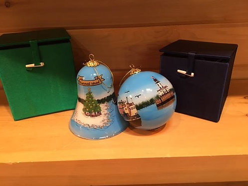 Drummond Island Christmas Ornament- 005